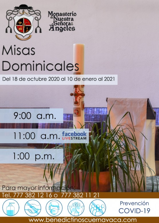 Misas Dominicales - 2020